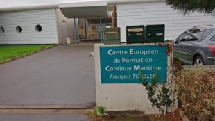 Baptisé Centre de formation maritime François Toullec, en hommage à son créateur.