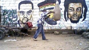 The Ukooflani Mau Mau Camp in Dandora, Nairobi