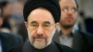 Mohammad Khatami_Ancien president de la republique islammique d'Iran