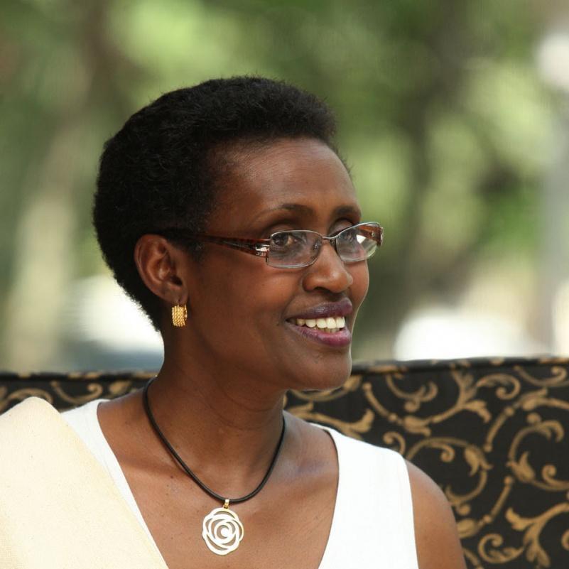 Winnie Byanyima, diretora-executiva da Oxfam, vai copresidir o Fórum Econômico Mundial, em Davos.