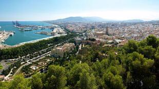 La côté de Malaga en Espagne est un haut lieu de séjour touristique en Andalousie.