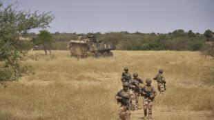 Les troupes de l'opération Barkhane ont opéré un coup de filet dans les milieux jihadistes.