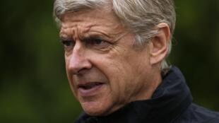 Arsene Wenger, kocha wa Arsenal