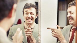 Narcissisme miroir homme