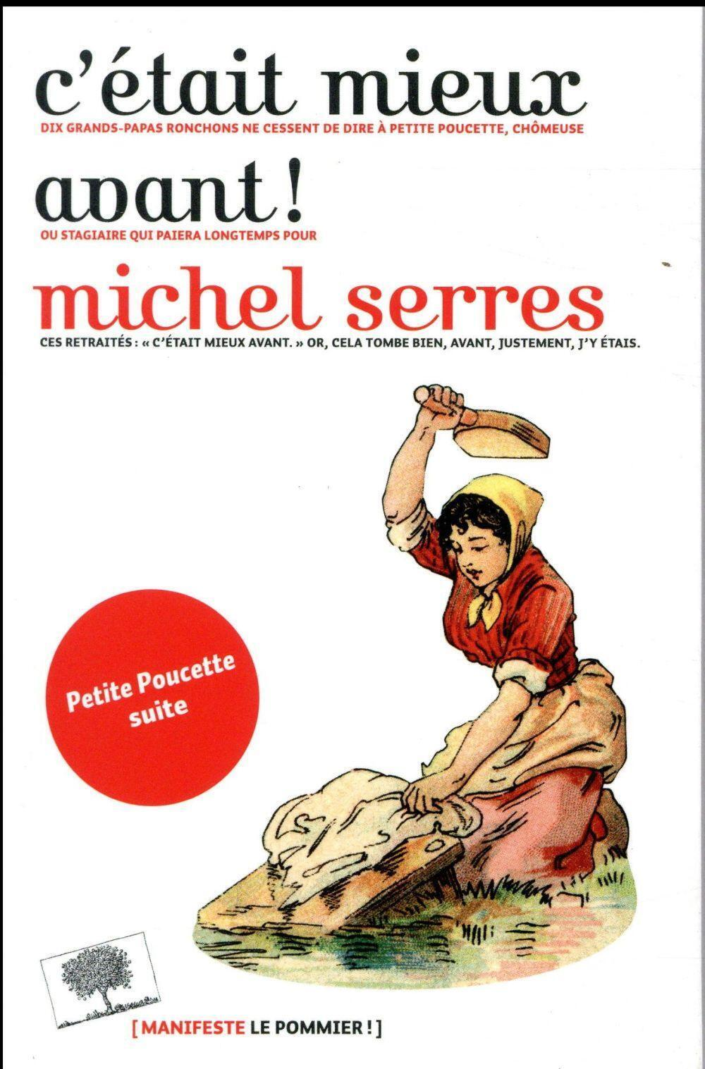 Couverture de l'essai de Michel Serres