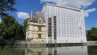 阿澤萊里多城堡( château d'Azay-le-Rideau )