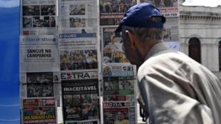 Pendant l'élection présidentielle, la presse brésilienne s'est attelée à faire du fack-checking pour contrer les campagnes de désinformations. (photo d'illustration)