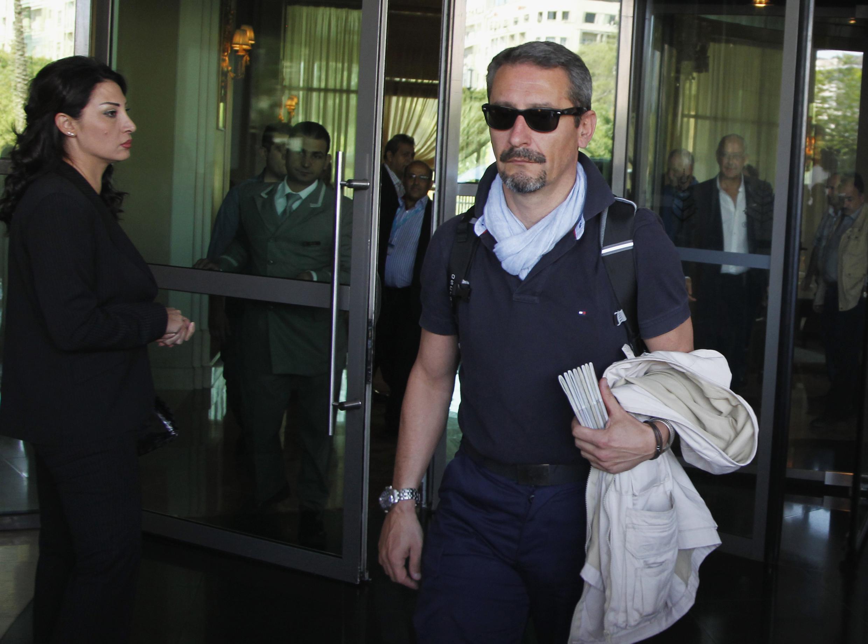 Lundi 30 septembre, l'équipe de spécialistes des armes chimiques des Nations unies quittait Damas.