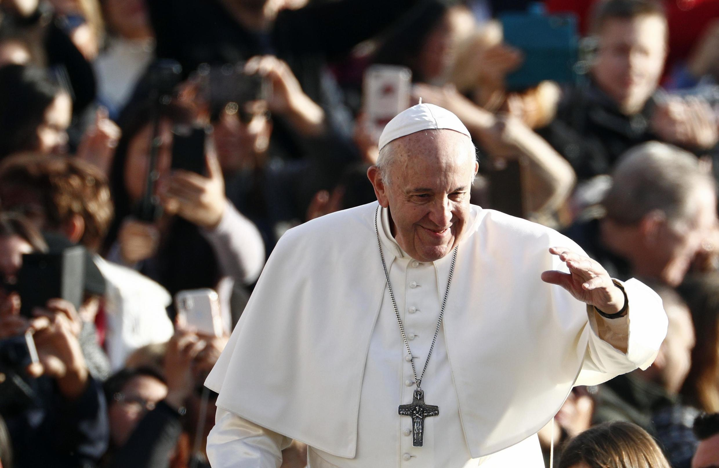 Pope Francis has vowed to crack down on sex abusers within the Catholic church.