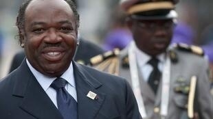 Ali Bongo en 2010 (image d'illustration).