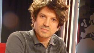 Juan Manuel Abellán en RFI