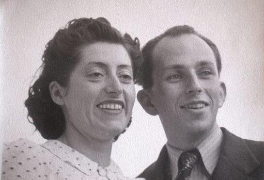 Раймон и Люси Обрак (архив)