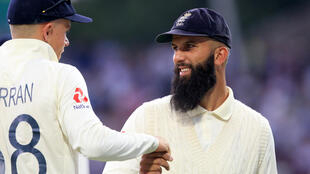Moeen Ali (right) is being rested from the remainder of England's Test tour of India
