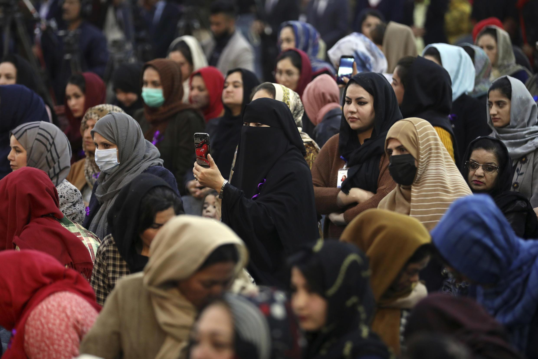 Afghanistan- journée droit des femmes