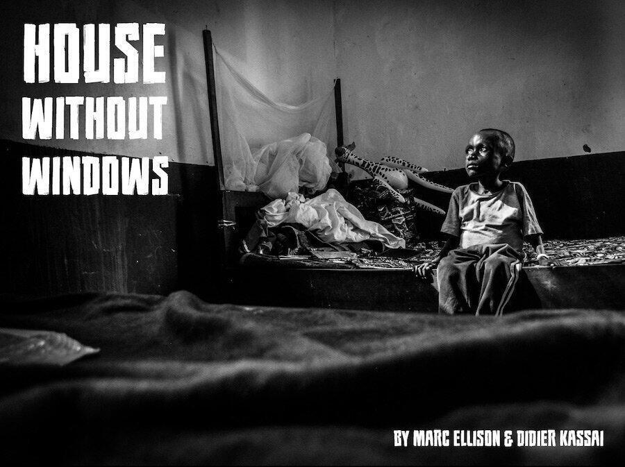 The graphic novel House Without Windows reveals challenges children face in CAR