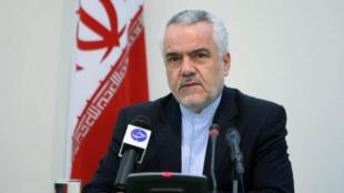 محمدرضا رحيمي، معاون اول رییس جمهوری