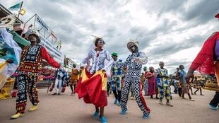 Luanda concentra as festas do Carnaval