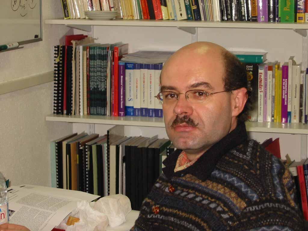 Jean-François Guégan, directeur de recherches à l'IRD de Montpellier.