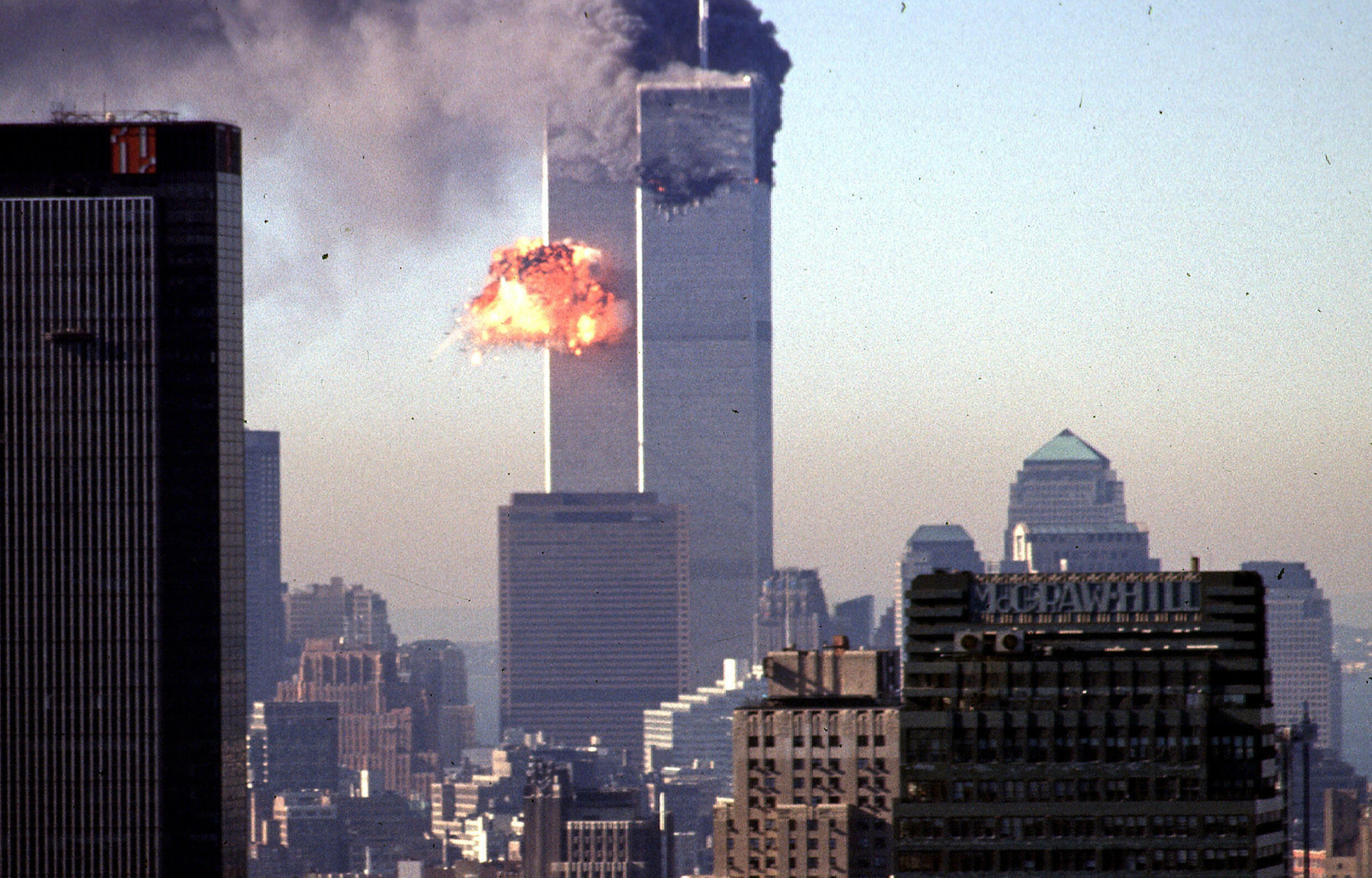 Afghans did not immediately realise the significance of 9/11 until it became clear the attacks were carried out by Al-Qaeda militants sheltered by the Taliban
