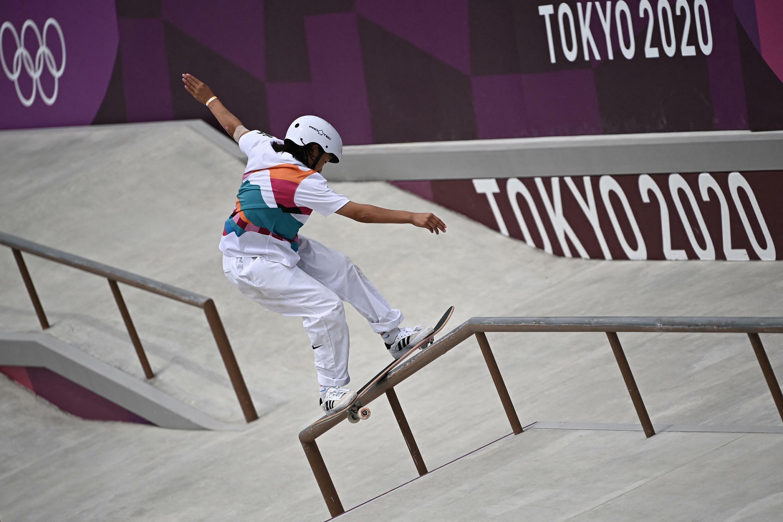 JO jeux olympiques tokyo 2020 japonaise skateboard
