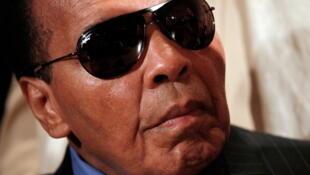 Mohamed Ali / maio de 2011.