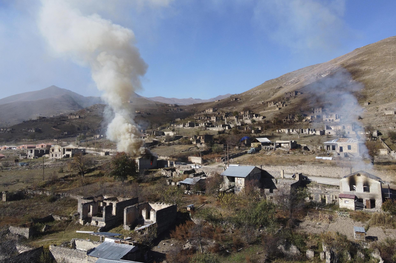 haut-karabakh-village-conflit