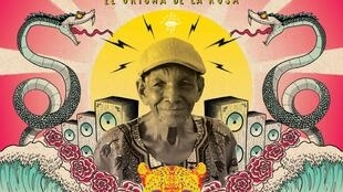 Magin Diaz first solo album Orisha de la Rosa was released in 2017