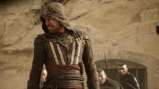 Michael Fassbender dans «Assassin's Creed», réalisé par Justin Kurzel.
