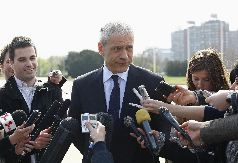 Le président serbe Boris Tadic annonce sa démission, sept mois avant l'échéance de son mandat.