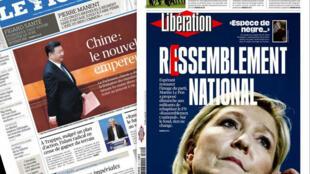 Nos jornais franceses desta segunda-feira (12) avaliam a estratégia da líder da extrema-direita Marine Le Pen de renovar seu partido, anunciando um novo nome para a legenda.