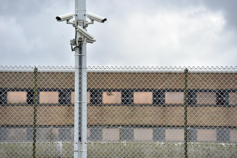 Бельгийская тюрьма, в которой находится Салах Абдеслам