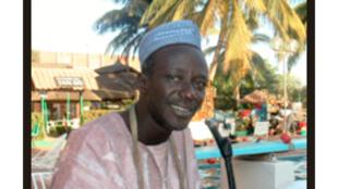 Le cinéaste sénégalais Moussa Sène Absa, réalisateur de la série télé <i>C'est la vie.</i>
