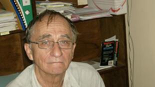 Jean-Pierre Olivier de Sardan, chercheur au LASDEL, laboratoire de recherches en sciences sociales basé à Niamey.