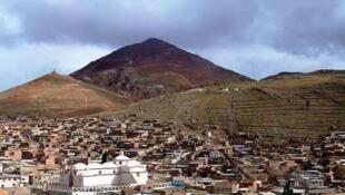Foto de la ciudad de Potosí.