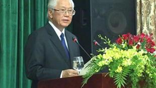 Tổng thống Singapore Tony Tan (The Strait Times)