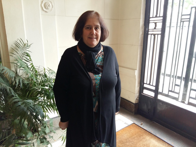 A zeladora franco-portuguesa Margarida dos Santos Sousa.