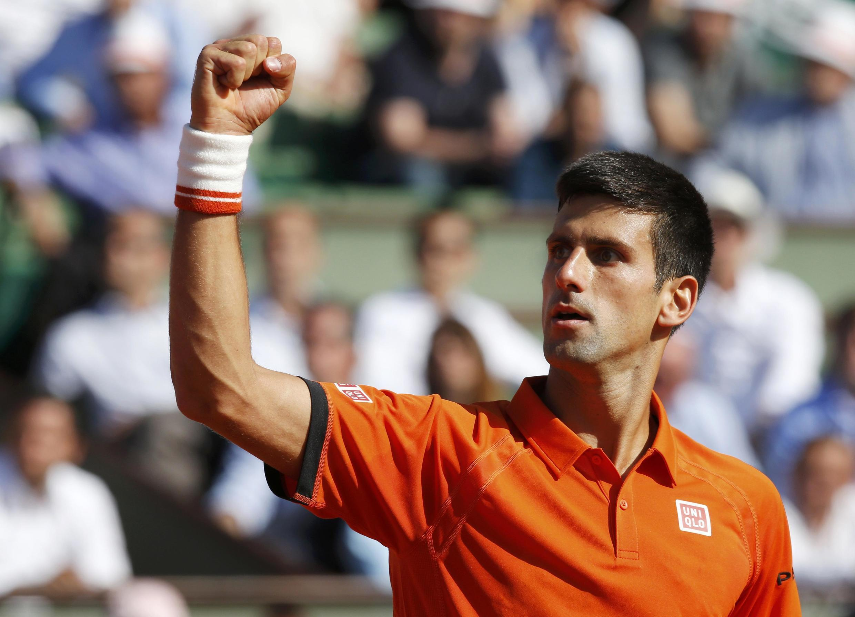 Novak Djokovic is the dominant force in men's tennis.