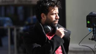 O cineasta brasileiro Márcio-André Sousa Haz.