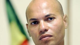 Karim Wade, condamné à six ans de prison pour enrichissement illicite, a été libéré en juin dernier à la suite d'une grâce du président Macky Sall.