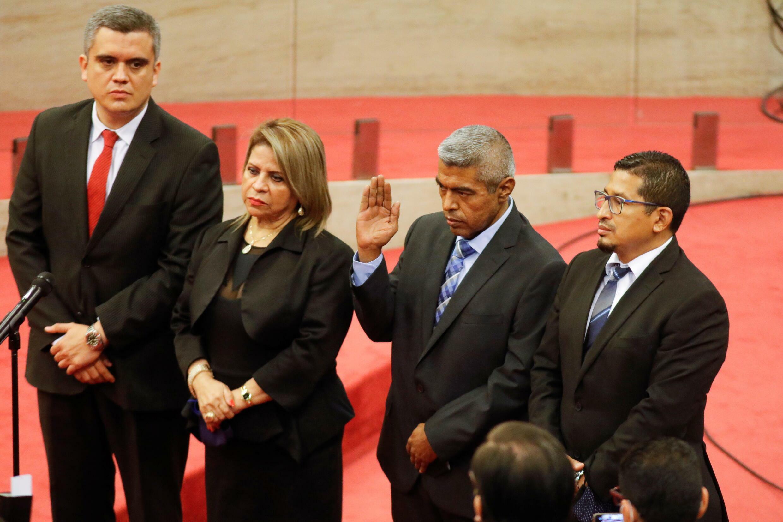 Judges El Salvador september 2021