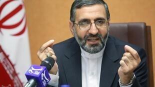 غلامحسین اسماعیلی، سخنگوی قوۀ قضائیه جمهوری اسلامی ایران