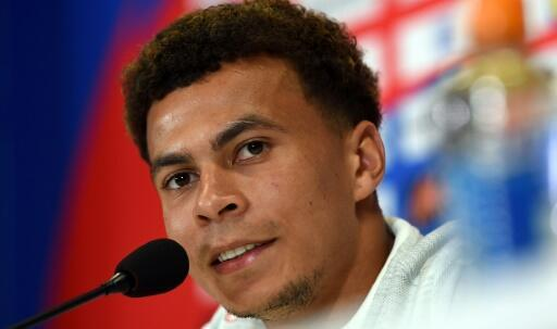 England midfielder Dele Alli says the team are confident ahead of their World Cup last-16 match against Colombia