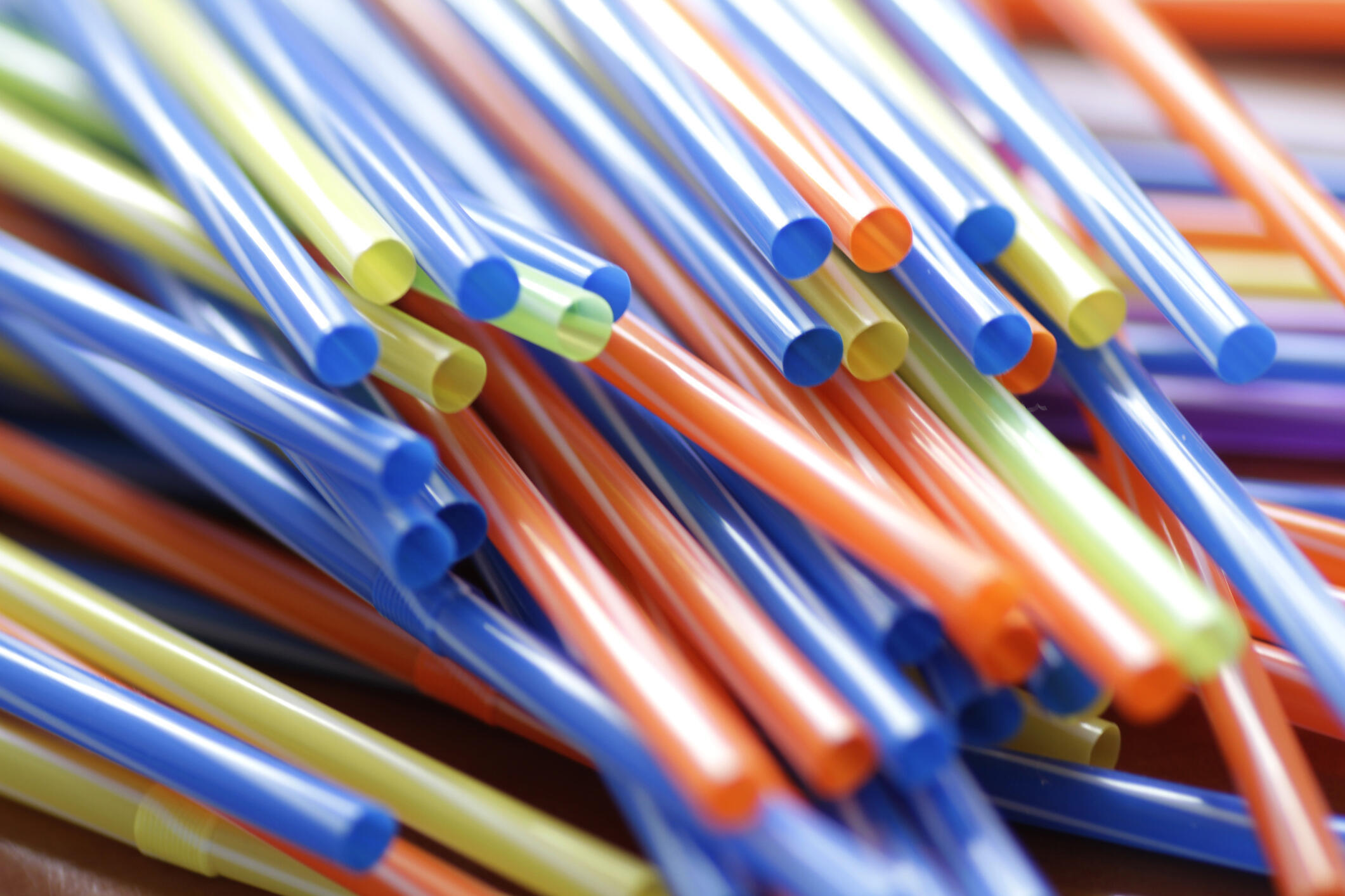 The last straw: single-use plastic straws, plates, cups and other products were banned in France as of 1 January 2020.