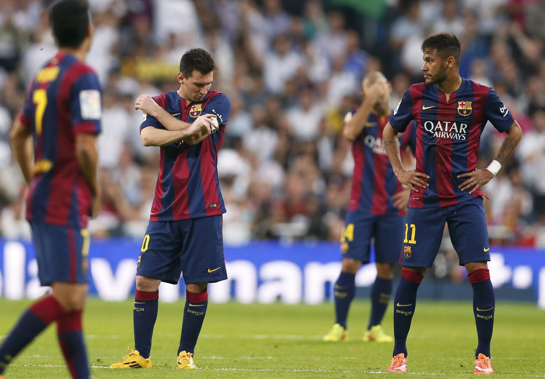Barcelona ta sha kashi a gidan Real Madrid ci 3 da 1