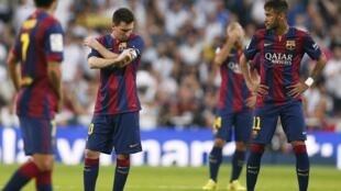 Barcelonaimeimenya Manchester City kwa bao 1-0 Jumatano jioni Machi 18 mwaka 2015.