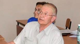 Ученый и преподаватель Владимир Лапыгин