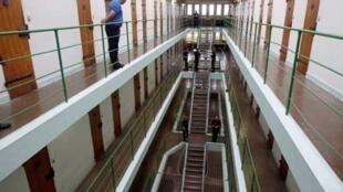 Prison française.