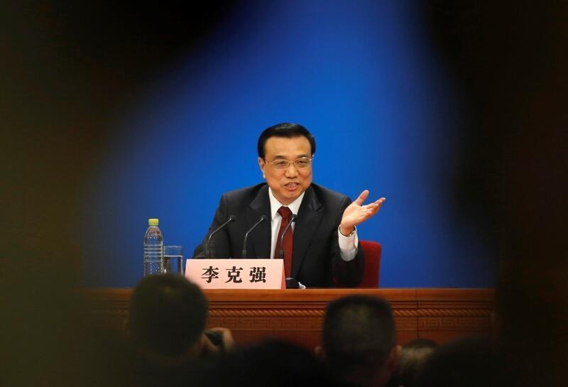 Thủ tướng Trung Quốc Lý Khắc Cường - Reuters /路透社