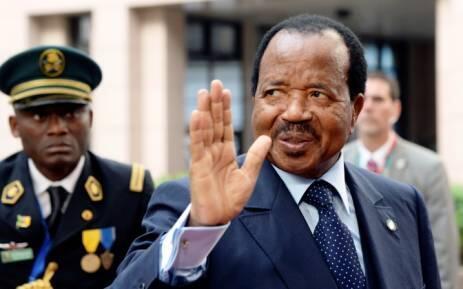 Shugaban Kamaru Paul Biya ya lashe zaben da gagarumin rinjaye