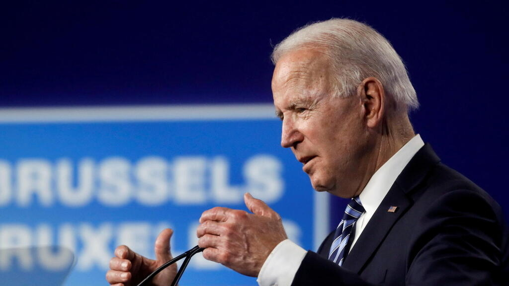 Tournée diplomatique de Joe Biden en Europe
